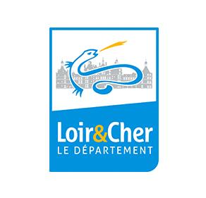 Logo département du Loir-et-Cher