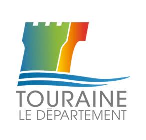 Logo Touraine Département
